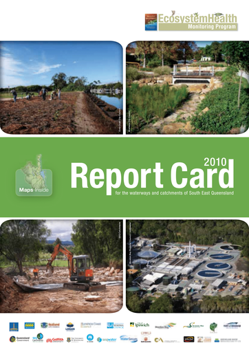 2010 Healthy Waterways Annual Report Card