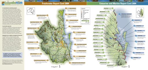 2004 Healthy Waterways Annual Report Card
