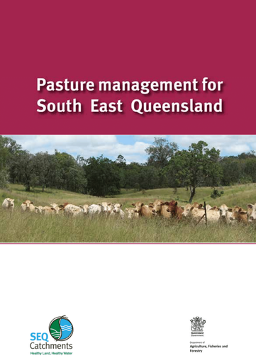 Pasture Management in SEQ booklet