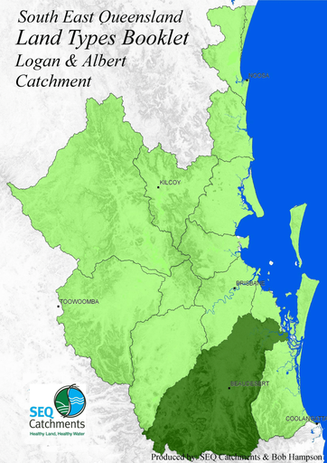 South East Queensland Land Types Booklet Logan Albert Catchment