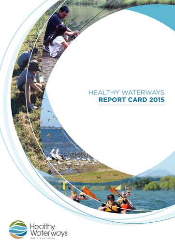 2015 Healthy Waterways Report Card