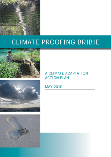 2010_Climate Proofing Bribie