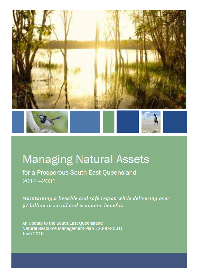 2016 SEQ Natural Resource Management Plan