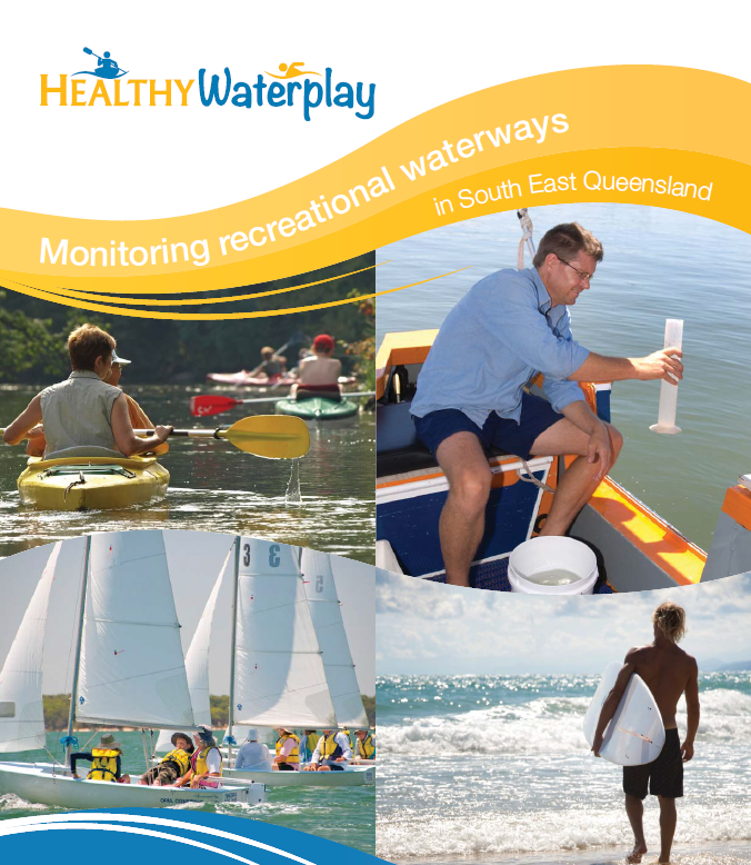 Healthy Waterplay: Monitoring recreational waterways in South East Queensland