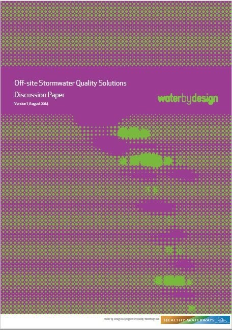 Off-site Stormwater Quality Solutions Discussion Paper: Version 1
