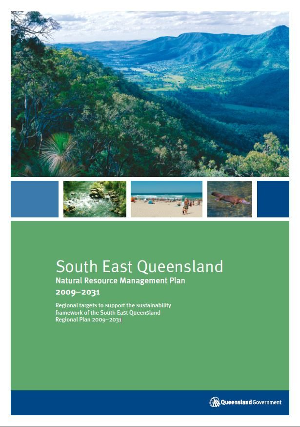 South East Queensland Natural Resource Management Plan 2009-2031