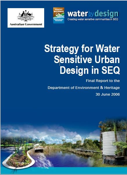 Strategy for Water Sensitive Urban Design in SEQ