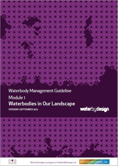 WMG Waterbodies in Our Landcape: Module 1 Version 1