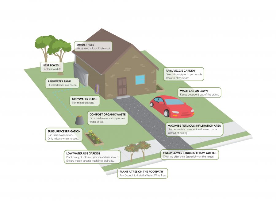 Water by Design: Water Wise House Fact Sheet