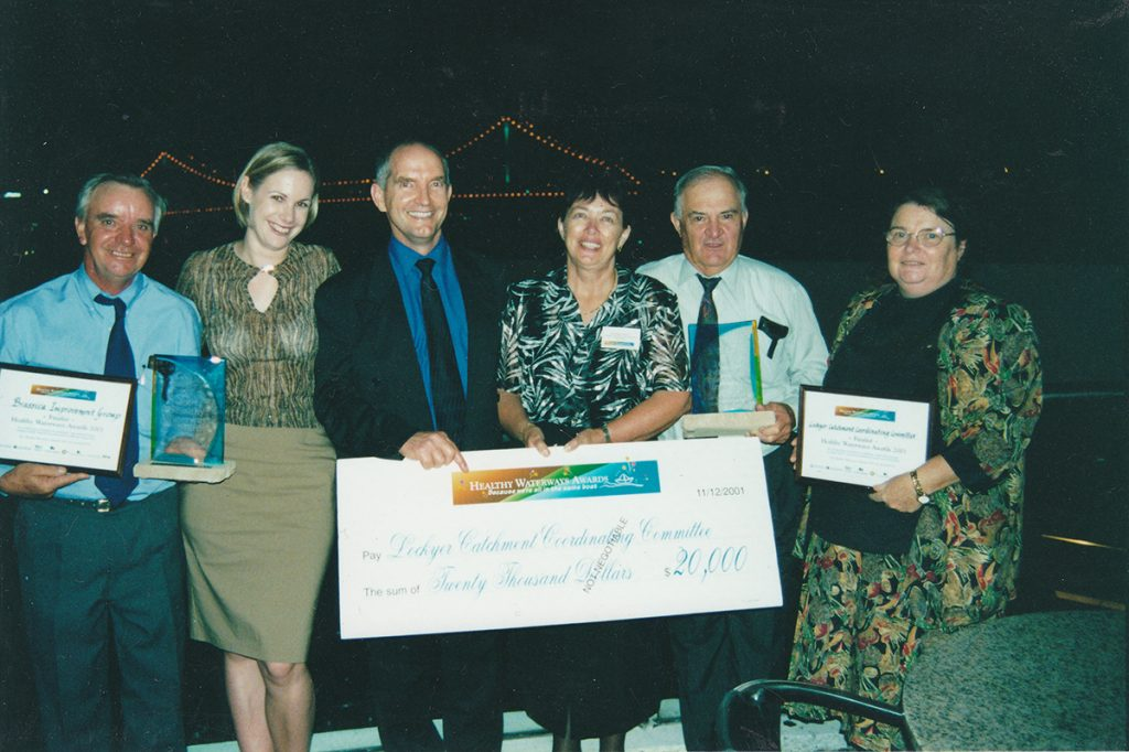 Healthy Waterways Awards established