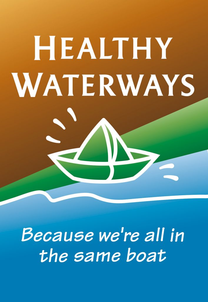 One of the predecessors of Healthy Land and Water, Healthy Waterways, becomes independent